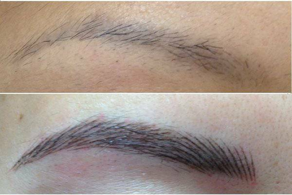permanent makeup tattoo
